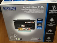EPSON Expression Home XP-440 wireless Printer Hampton, 23661