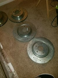 G35/350z rotors for brembos Waldorf, 20602