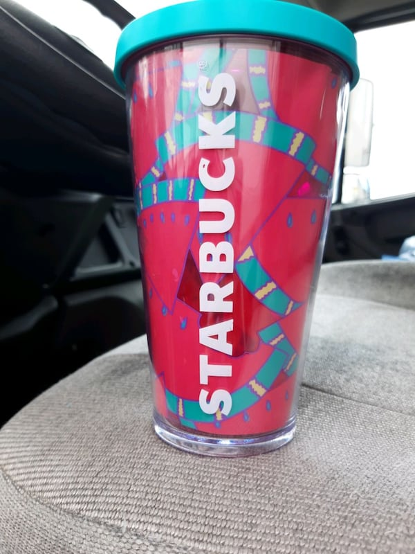 Starbucks  watermelon cup rare and hard to find  8ccb85c5-012d-41aa-b614-fd42b2eeea19