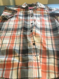 Boys Size 10-12 Button Up-Never Worn Hanover, N4N 2Y6