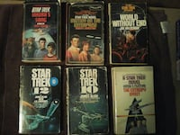 Star trek books that are old