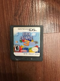 Nintendo DS game London