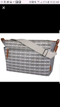 Diaper bag.New without tag.