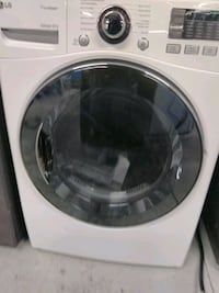 LG GAS Front Load HE Dryer - FREE DELIVERY Charlotte, 28269