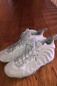 Nike Foamposite Wolf Grey Somerset, 08873