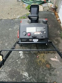 Yard Works Snow Blower 3733 km