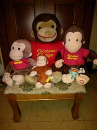 Curious George Lot