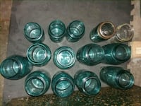 Lot of Perfect Ball Canning Jars  Greentown, 46936