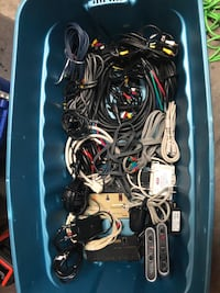 LOT OF CABLES & ELECTRONIC ITEMS - GREAT CONDITION- QUALITY Las Vegas, 89147