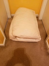 King Size Down Featherbed