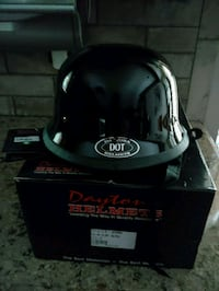 New with tag and box Black gloss Motorcycle helmet Winston-Salem, 27107