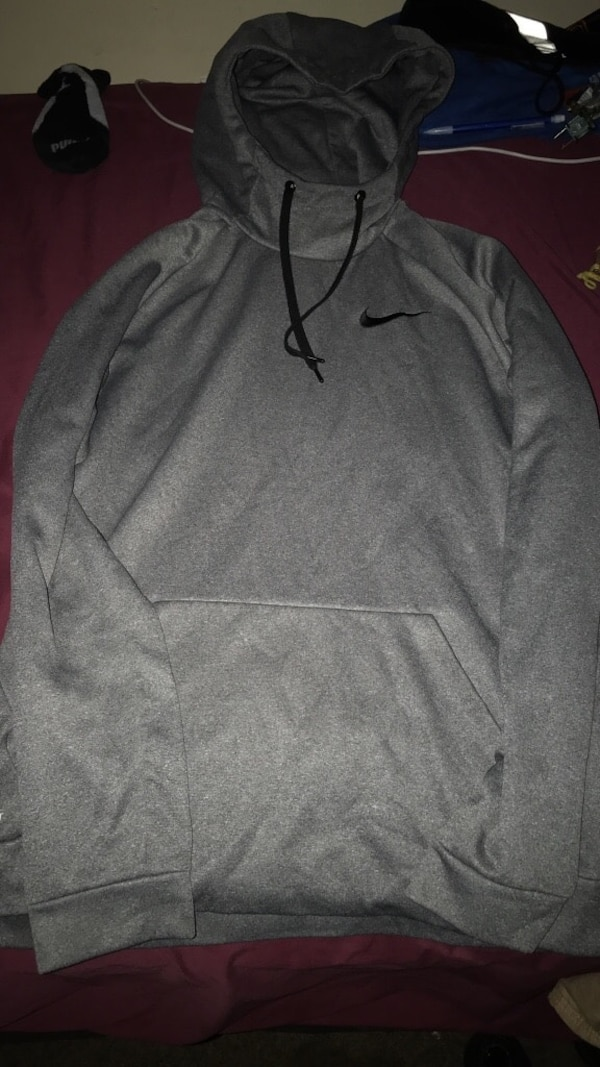 e9eb0b707 Used gray Nike pull-over hoodie for sale in North Middletown - letgo