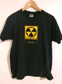 Milwaukee's Famous Atomic Records T-Shirt Bethesda, 20814