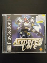 Armored Core for PS1 Vaughan, L4L
