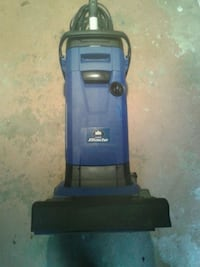 blue and black upright floor scrubber Laurel, 20707