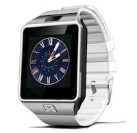 White BLUETOOTH Smart Watch Phone