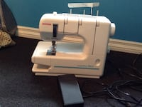 white and gray Brother electric sewing machine Calgary, T3E 6R7