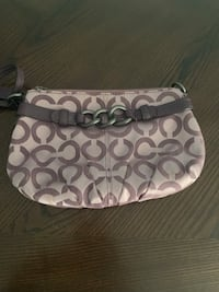 Purple coach wristlet  Nashville, 37203