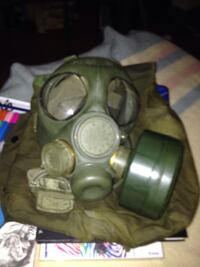 Current issue c3 military gas mask Victoria, V8T 2C8