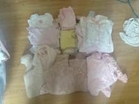 toddler's clothes lot