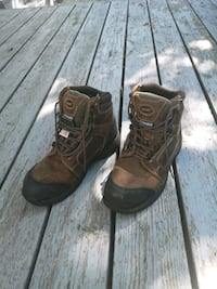 Kodiak steel toe boots waterproof and insulated.  Welland, L3C 5C6