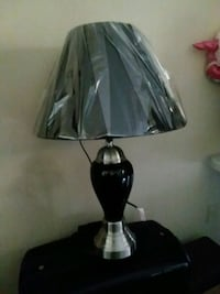 black and gray table lamp Jacksonville, 32256