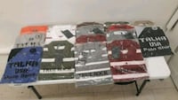 Brand new Polo shirts all flavors