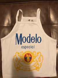 Rare 90s inspired Modelo crop top,size S Greenfield, 93927