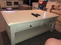 Large white coffee table Calgary, T2X 3M3