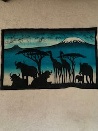 Wall Hanging from Kenya Whitby, L1R 0C1