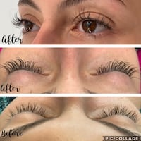 Eyelash extensions Pitt Meadows