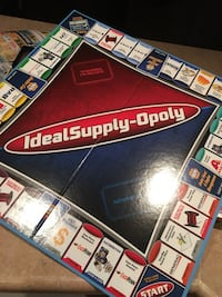 Ideal Supply-Opoly board game Cambridge, N3C 4K7