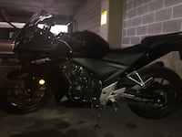 Black and gray sports bike College Park, 20740