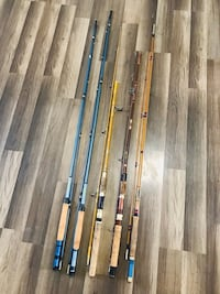 Garcia Conolon Fishing Rods ($50 each) Vine Grove, 40175