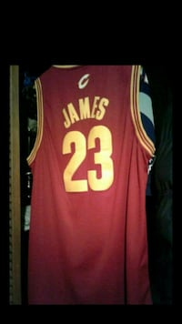 LeBron James Jersey $40 Indianapolis, 46203
