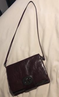 Daniel leather side bag Toronto, M3J 1K7