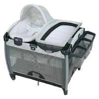 Graco Pack 'n Play Quick Connect Portable Bouncer  Brooklyn