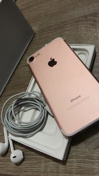 IPhone 7 Rose Gold NEW (64GB)
