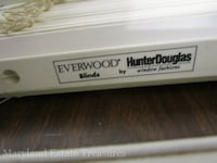Everwood Blinds by Hunter Douglas null