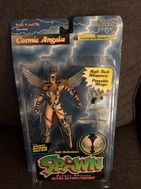 Spawn Cosmic Angela figurine with pack Riverside, 60546