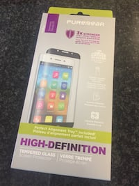 Pure Gear High Definition Tempered Glass for Samsu