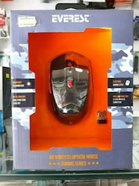 Sm-763 60 wireless optical mouse