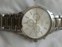 Authentic Geneva Mens Watch London