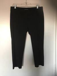 Express studio cropped black dress pants size 8 Virginia Beach, 23454