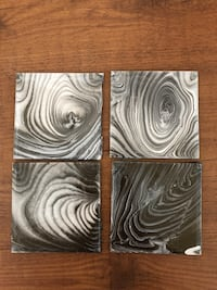 One of a kind tile coasters  New Westminster, V3M 1L3