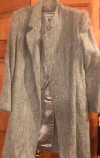 Women's Size 14 Grey wool coat Washington, 20003