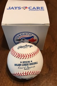 Signed By Russell Martin Blue Jays Baseball with Box Richmond Hill, L4C 6V2