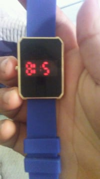 blue and black smart watch Stockton, 95215