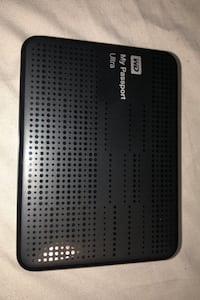 WD My Passport Ultra 1 TB Portable Hard Disk