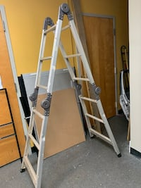 Flexible Ladder
